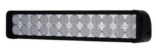 Светодиодная фара (LED балка) двухрядная, комбинированного света LOYO 88240 combo