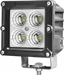Фара водительского света 80 мм 20W LED