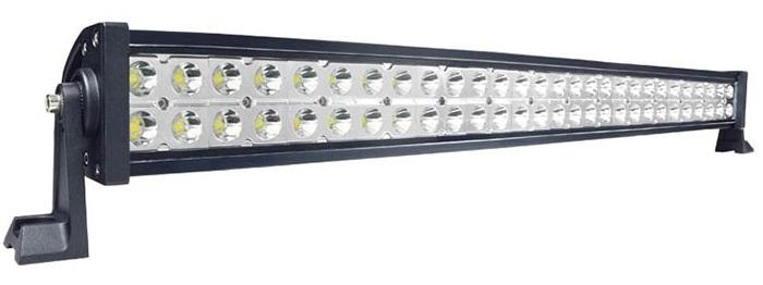Светодиодная фара-балка LED, двухрядная комбинированного света LOYO LY-180 combo на крышу, багажник, люстру