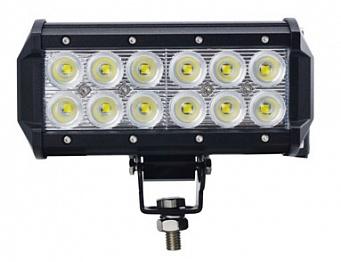 Фара водительского света 167 мм 36W LED