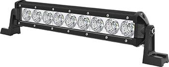 Фара водительского света 273 мм 27W LED
