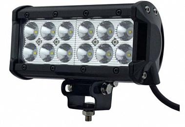 Фара дальнего света 167 мм 36W LED