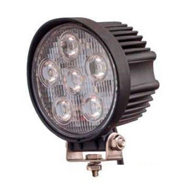 Светодиодная LED фара дальнего света, круглая LOYO UNIVERSAL LY8060C