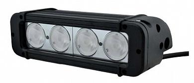 Фара водительского света 203 мм 40W LED