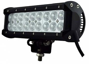 Фара дальнего света 235 мм 54W LED