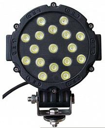 Фара водительского света 202 мм 51W LED