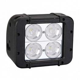 Фара водительского света 119 мм 40W LED