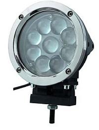 Фара дальнего света 140 мм 45W LED