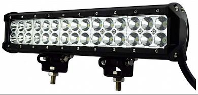 Фара дальнего света 370 мм 90W LED