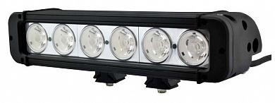 Фара дальнего света 279 мм 60W LED