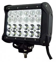 Фара комбинированного света 167 мм 72W LED
