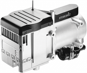 Отопитель жидкостный Eberspacher HYDRONIC M-I D10W дизельный 24В+ монтажный комплект