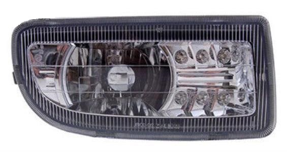 Туманка TOYOTA LAND CRUISER PRADO 90 96-02 линза диодная комплект R+L XH-FJ90-002