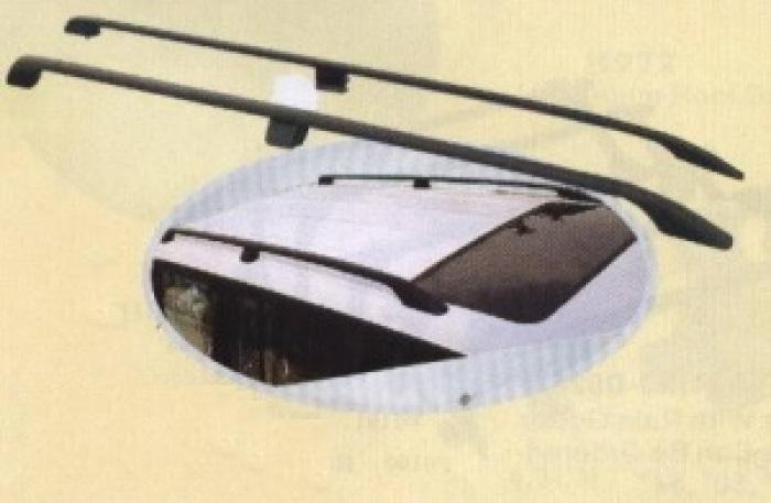 Рейлинги продольные LAND CRUISER 80 (1992-1997) алюминиевые