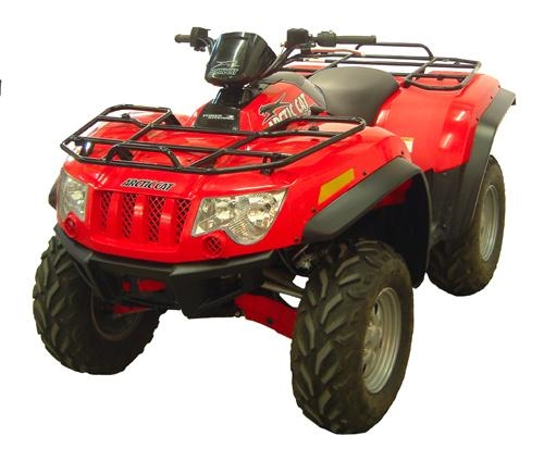 Расширители колесных арок квадроцикла Arctic Cat 450/500/550/650 (2010-2012) Direction 2 OFSAC3000