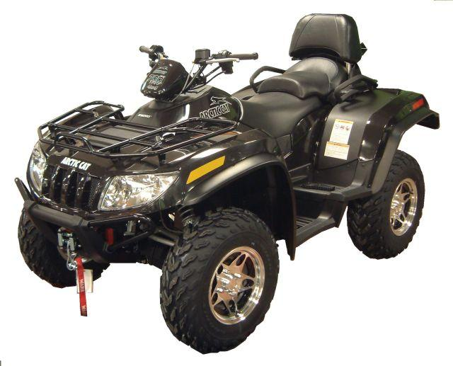 Расширители колесных арок квадроцикла Arctic Cat TRV/MUDPRO 400/450/500/550/650/700/1000 Direction 2 OFSAC2000