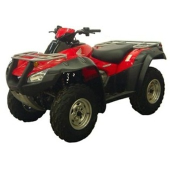 Расширители колесных арок квадроцикла Honda Trx 650/680 Direction 2 OFSH3000