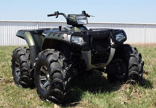 "Лифт кит квадроцикла Polaris Sportsman XP 550/850/X2/Touring 2009-2012 SuperATV 2"" LKP850"