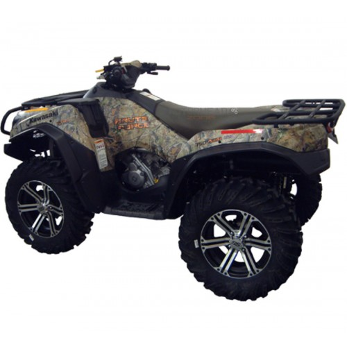 Расширители колесных арок квадроцикла Kawasaki Brute Force 750i (2012) Direction 2 OFSK2000