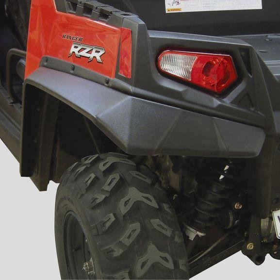 Расширители колесных арок квадроцикла Polaris RZR/RZR-S Side by side Direction 2 RZR3000