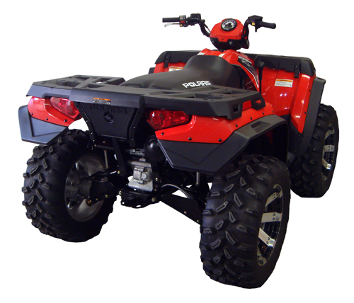 Расширители колесных арок квадроцикла Polaris Sportsman 400/500/800 (2011-2012) Direction 2 OFSPL6000