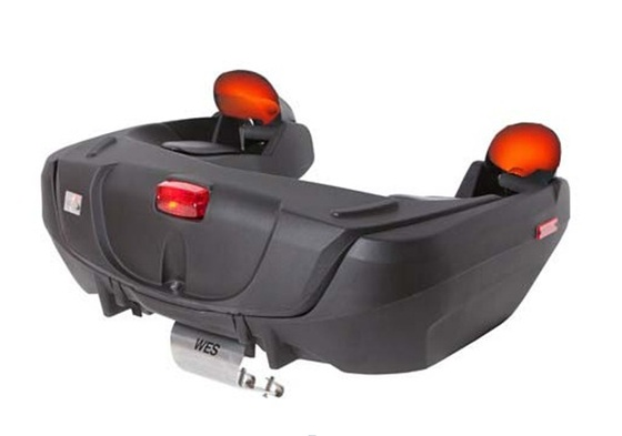 Кофр для квадроцикла Polaris Sportsman Touring EPS 1000/850/800/570/550/500 2010+ WES TOURING EPS DE LUXE 122-0035