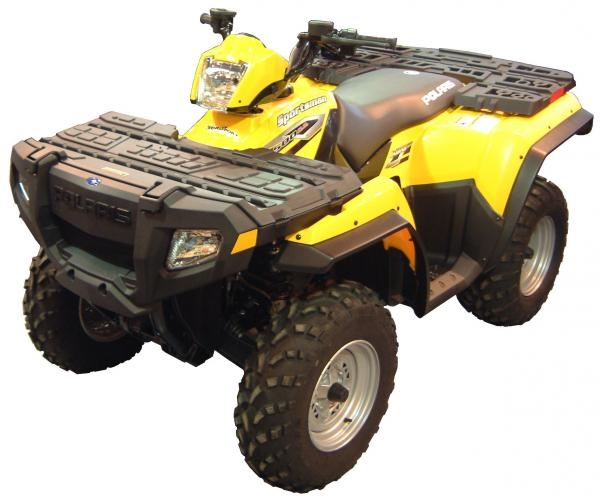 Расширители колесных арок квадроцикла Polaris Sportsman 400/450/500/600/700/800 Direction 2 OFSPL1000