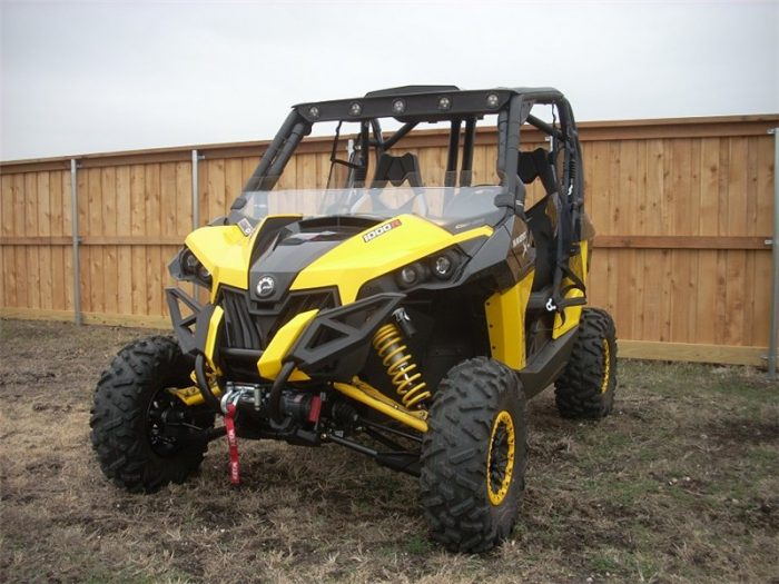 Шноркель квадроцикла BRP/Can-Am Maverick 1000 2013 SnorkelYourAtv Maverick-SK