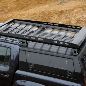 Багажник алюминиевый для кунгаVolkswagen Amarok