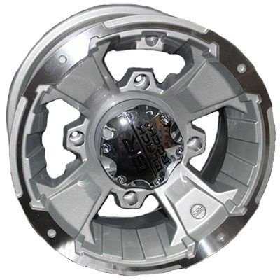 Диск для квадроцикла CARLISLE Black-Rock Intruder 4/156 5+2 12x7 Machined 110S274643