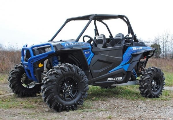 Двери для Polaris RZR 1000 XP/900-S пластиковые SuperAtv DOOR-P-RZRXP-1K