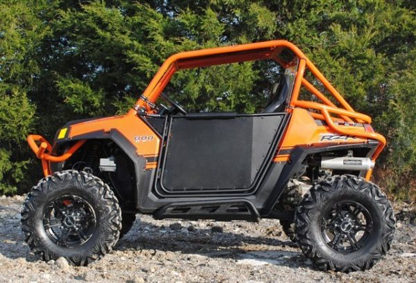 Двери квадроцикла Polaris RZR/RZR S 570/800/900 SuperATV DOOR-P-RZR-004