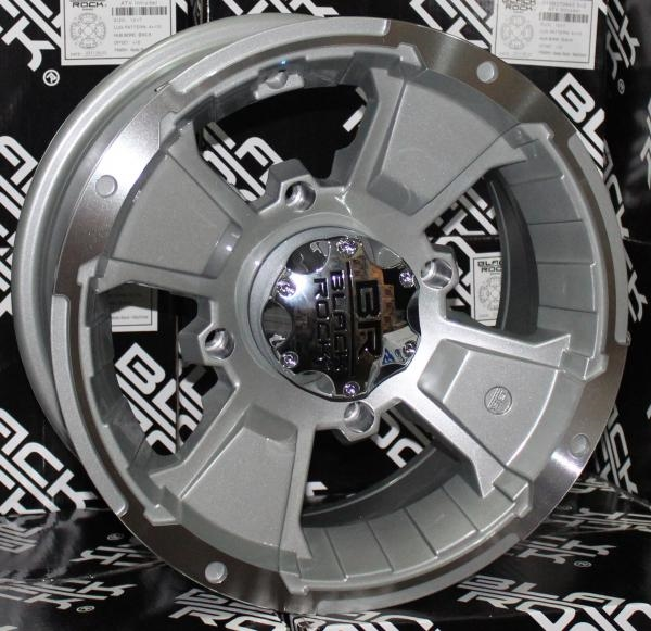 Диск для квадроцикла CARLISLE Black-Rock Intruder 4/137 5+2 14x7 Machined 110S473643