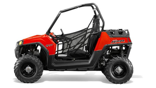 Глушитель квадроцикла Polaris RZR 800 M-7 V.A.L.E.™ Slip-On System Two Brothers 005-1850406V