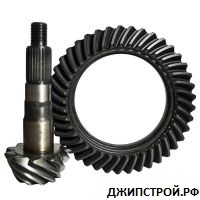 Главные пары Nitro Gear JEEP WRANGLER TJ 97-06г.в. DANA 44 STD D44-538BP-T-NG