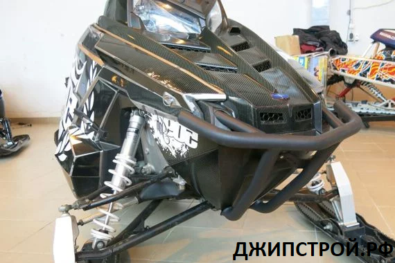 Бампер передний снегохода Polaris Indy/RMK/PRO RMK/Switchback/Rush 550/600/800 2014 Ultimate Front Bumper